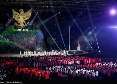 از اندونزی، نمره قبولی برای میزبان بازی های آسیایی 2018