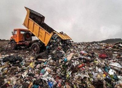 زباله گاه شهر جدید سهند غیر استاندارد