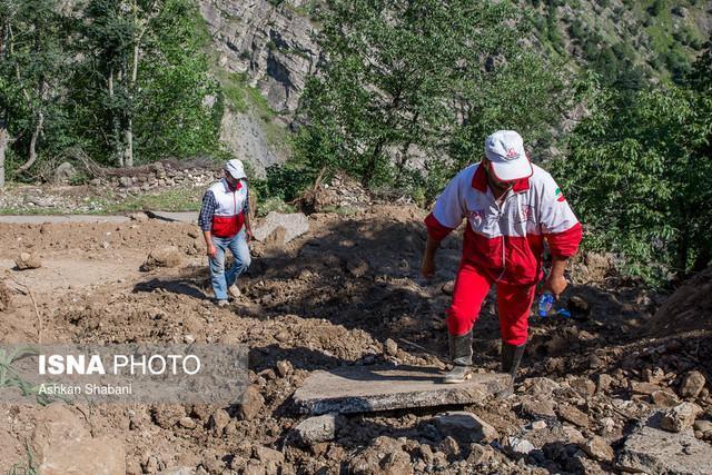 12 استان متاثر از سیل و طوفان، ادامه امدادرسانی به سیستان و بلوچستان