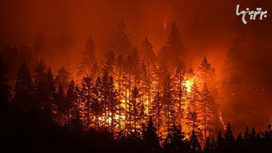 ویرانگرترین و بدترین آتش سوزی های تاریخ
